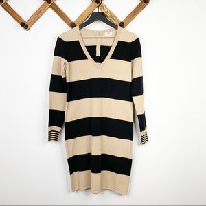 WALLACE by madewell striped sweater dress✨szS